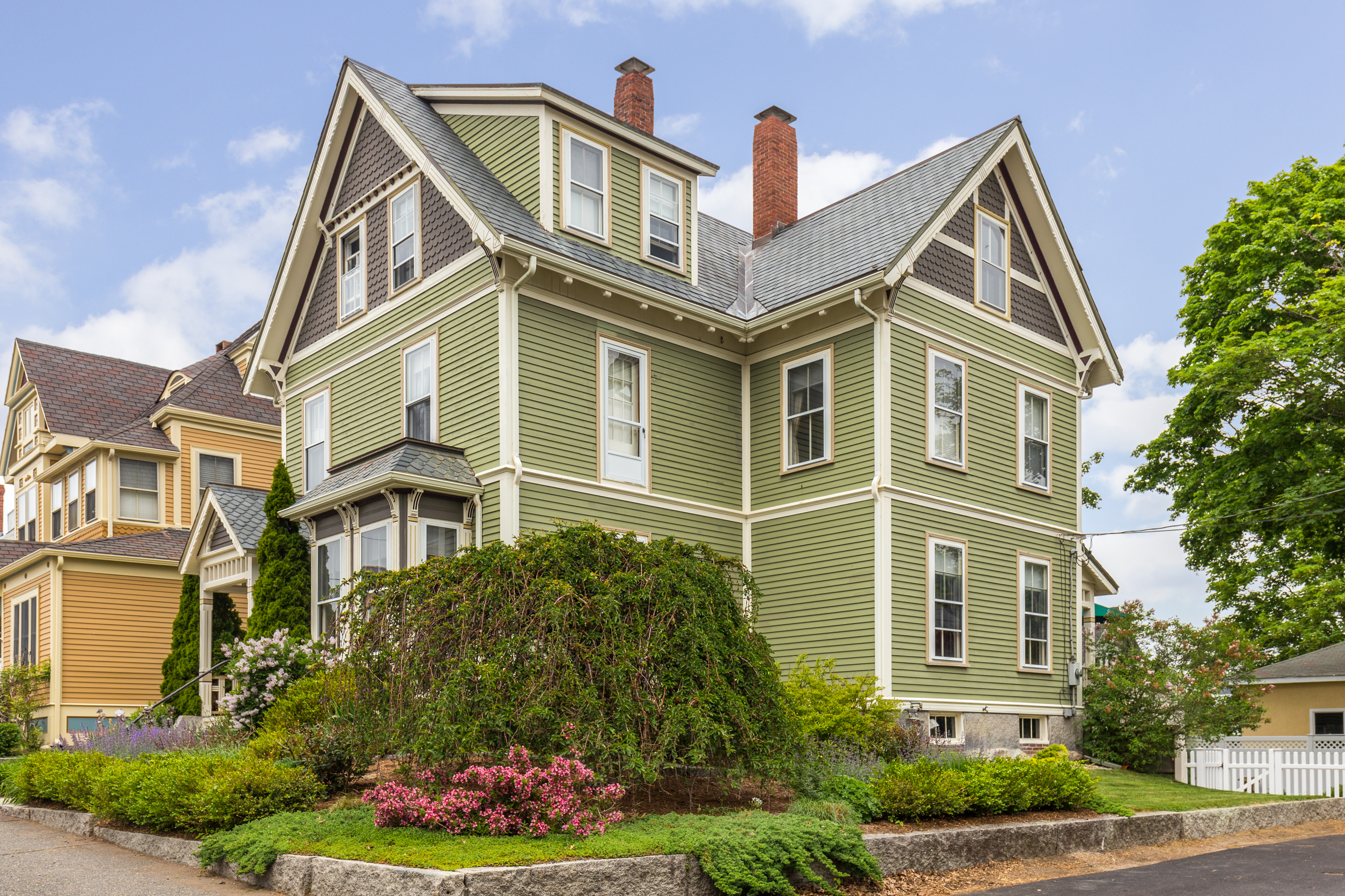Gloucester victorian massachusetts north shore and cape for Massachusetts home builders
