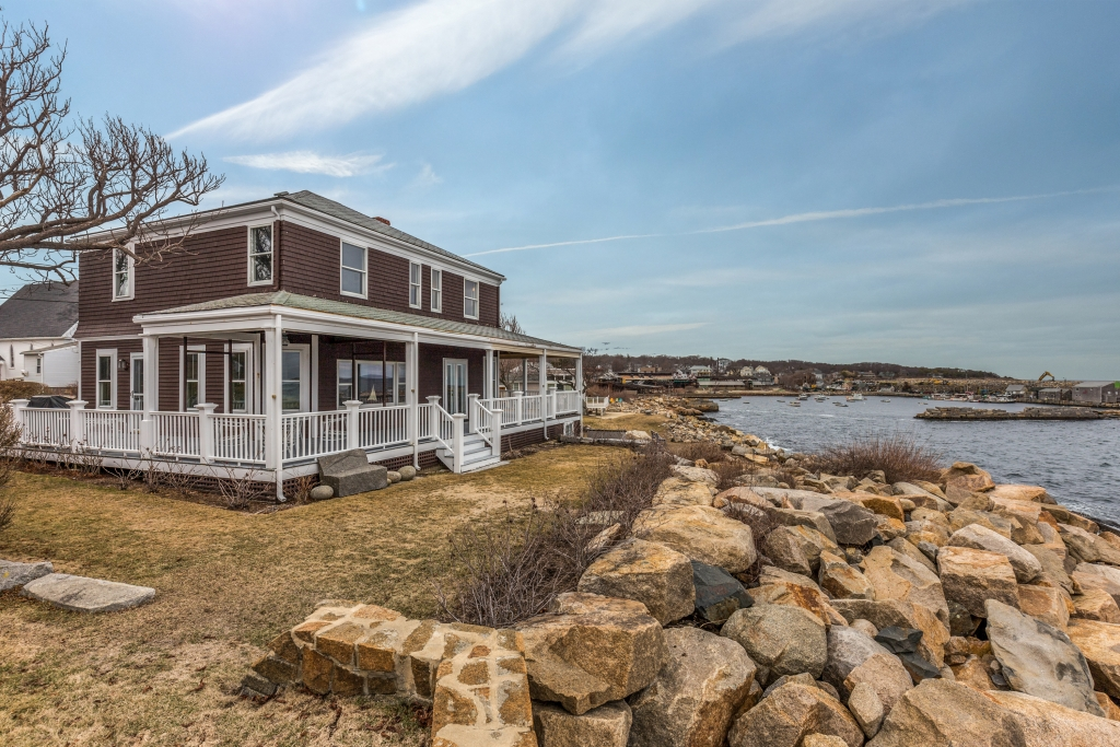 Pockport Ocean Front Home for Sale