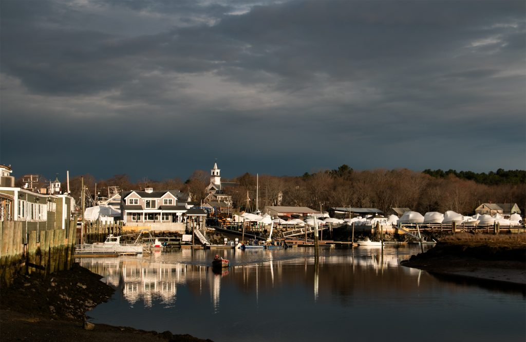 Essex River Light