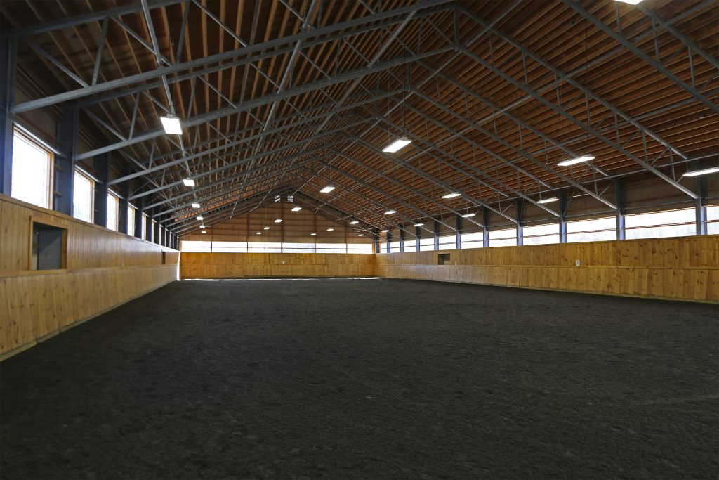New Indoor Riding Srena