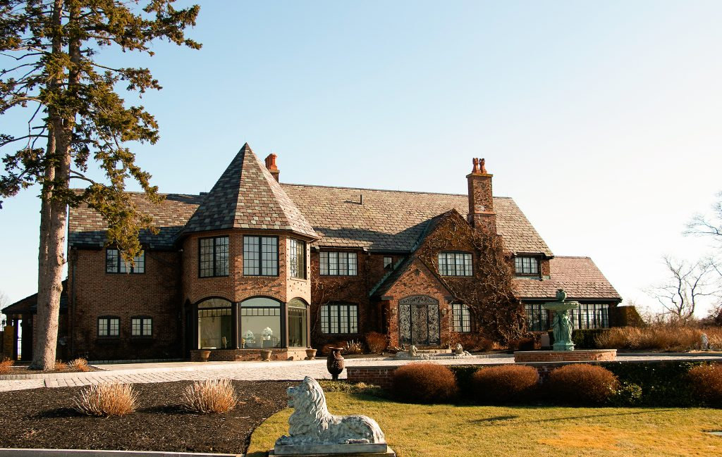 Waterfront estate on 2+ acres on Eastern Point Gloucester MA