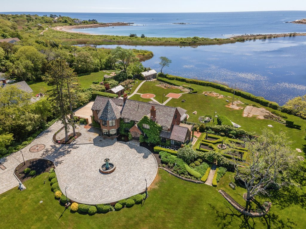 50 Eastern Point Blvd. Waterfront estate for sale